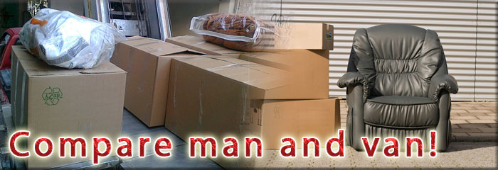 Man and van services