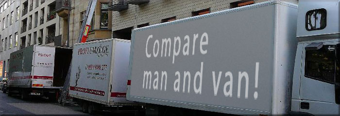 Man with van costs