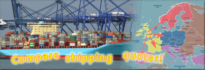 Container shipping companies