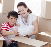 Organizing removals with kids